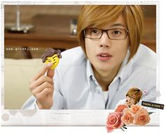 Kim Hyun Joong gif #BOF #JiHoo #Kdrama (Boys Over Flowers)