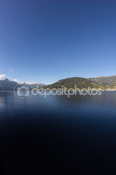 View To Zell Am See Lake Zell & Kitzsteinhorn Zell Am See, My Images, Sunny Days, Photo S, Hiking, River, Stock Photos, Vacation, Holidays