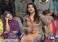 Dunya News- Mazaq Raat - 25-06-2014 - Sabsuch News & Entertainment