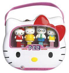 Hello Kitty 40th Anniversary Tin - just bought this precious set tonight, I say !!!
