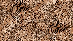 Wildcats Repeating Pattern by Fiaz Mughal at patterndesigns.com Vector Pattern, Pattern Design, Repeating Patterns, Big Cats, Animal Print Rug