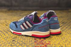 Quote x Peter O'Toole x Adidas Consortium ZX420 QUOTOOLE