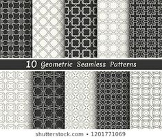 Similar Images, Stock Photos & Vectors of Triangle geometric vector pattern,pattern fills, web page, background, surface and textures - 708272218 | Shutterstock Geometric Tattoo Pattern, Geometric Patterns, Line Background, Black And White Lines, Digital Papers, Vector Pattern, Wallpaper, Banners, Printing On Fabric