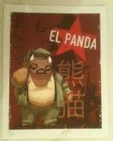 El Panda Print from Muttpop