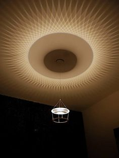 Star Polygon Lamp by Arnout Meijer Studio