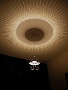 Star Polygon Lamp by Arnout Meijer Studio