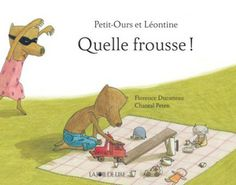 작은곰과 레온: 무서워! | 2013년 출간, 2세 이상, 32페이지, 25 x 19 cm 저자: Florence Ducatteau and Chantal Peten | *** 영어 검토 텍스트 제공 ***  절친인 작은 곰과 레옹틴은 숲속을 산책하며 서로 놀려주기 게임을 하고 있다.  정신없이 놀다보니 벌써 밤이 되었다. 작은 소리에도 흠칫 놀라는 두 친구들이 무서움을 어떻게 극복해 나가는지  귀엽게 보여주는 그림책이다. 아이들이 흔히 느끼는 두려움, 서로 의지하며 두려움을 헤쳐나가는 친구의 우정.