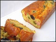 Cake jambon/olives : un classique de l'apéro!