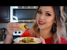 How to Make Tacos Al Pastor (Mexican Style Pork Tacos) Mexican Dessert Recipes, Best Mexican Recipes, Favorite Recipes, Ethnic Recipes, Alpastor Recipe, What Recipe, How To Make Taco, Pork Tacos, Cooking Recipes