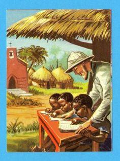 Missionaries Poster Kenya