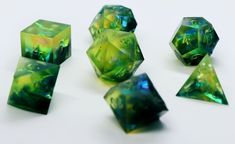 Wizard Dice, Nerd Room, Dragon Dies, Dungeons And Dragons Memes, Cool Lego Creations, D Craft, Tabletop Games, Resin Art, Goblin
