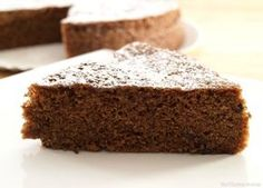Bizcocho de chocolate, al microondas - MisThermorecetas.com Microwave Cake, Thermomix Desserts, Food N, Biscuit Recipe, Banana Bread, Delicious Desserts, Favorite Recipes, Sweets, Meals