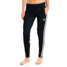 Adidas - Women's Condivo 14 Training Pants ($40) ❤ liked on Polyvore featuring activewear, activewear pants, adidas sportswear, adidas and adidas activewear