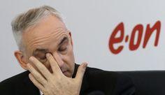 El consejero delegado de E.on, Johannes Teyssen, en Essen (Alemania), el 9 de marzo de 2016.
