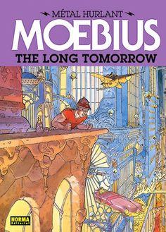 Autor : Moebius Color Comic europeo  UNA COLECCIÓN IMPRESCINDIBLE PARA UN ARTISTA IRREPETIBLE   Moebius, sus historias de ciencia ficción surrealista y sus carismáticos personajes han influido a generaciones enteras de nuevos creadores.   Métal Hurlant , la mítica revista francesa de la que fue también fundador, fue la plataforma de difusión de esta nueva forma de entender el noveno arte. Su influencia llegó hasta Estados Unidos, donde el trabajo de Moebius se publicó en color.