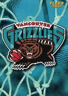 83 Best Vancouver Grizzlies Images Vancouver Memphis Grizzlies