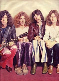 Led Zeppelin, 1971.                                                                                                                                                                                 もっと見る