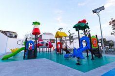 Nuevo diseño de Parques de Bolsillo en Azcapotzalco