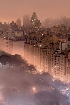 Misty New York