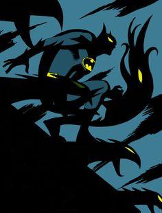 Batman - Steve Rude.