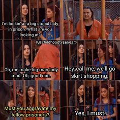 Childhood Tv Shows, Childhood Movies, Funny Cartoons, Funny Comics, Victorious Tori, Funny Quotes, Funny Memes, Funny Gifs, Victorious Nickelodeon