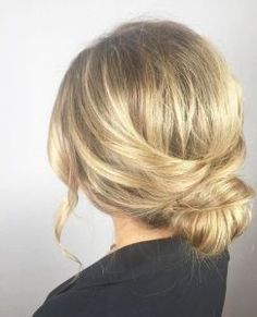 Quick And Easy Updos for Medium Length Hair