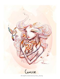12 constellation by Dou , via Behance