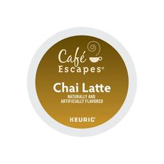 Café Escapes® Chai Latté Specialty