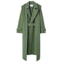 トレンチコート ❤ liked on Polyvore featuring coats Abaya Fashion, Fashion Wear, Boho Fashion, High Fashion Outfits, Cool Outfits, Overalls Women, Fashion Details, Clothing Patterns, Jackets For Women