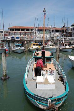 Fisherman's Wharf, San Francisco - Fisherman's Wharf Things to See