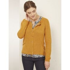 Fleecy Cardigan
