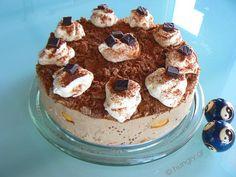Mocha Torte,Τούρτα Μόκα Ψυγείου, Συνταγές για Τούρτες Ψυγείου, Εύκολη Τούρτα Μόκα