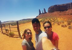 Us@Monument Valley