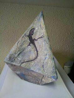 Esculturas papel maché 4º ESO