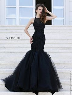 Sherri Hill 32095   GGM - Glamour Gowns and More - $750