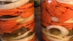 Sliced carrots are given some zip with the addition of jalapeno peppers and onions. Mexican Hot Carrots Recipe, Mexican Relish Recipe, Relish Recipes, Canning Recipes, Jalapeno Popper Dip, Stuffed Jalapeno Peppers, Pepper Relish, Pickle Relish, Carrot Recipes