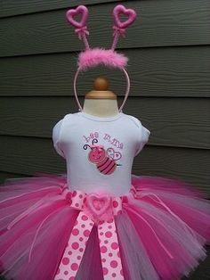 Nice Party Dresses Girls Fairy Fashion Bee Mine Valentines Tutu Set Check more at https://24myshop.ga/fashion/party-dresses-girls-fairy-fashion-bee-mine-valentines-tutu-set/