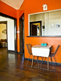 Kitchen On Pinterest Burnt Orange Kitchen Wall Colors