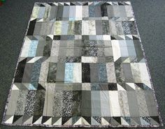 Bob Hix of Yucca Valley, CA made and donated this quilt to Hopes & Dreams. www.hopesanddreams.quiltersdreambatting.com