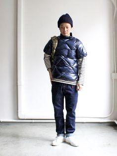 GRAMICCI グラミチ NN Denim Pants (ナローデニムパンツ) GMP-15F002