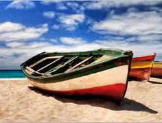 Boats at the Beach, Dominic Piperata