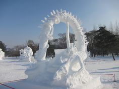 snow sculpture - W3i Yahoo! Search Results