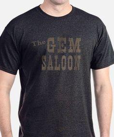 Deadwood Gem Saloon T-Shirt for