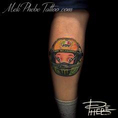Valentino Rossi By Phebe by Mek-Phebe-Tattoo.deviantart.com on @DeviantArt