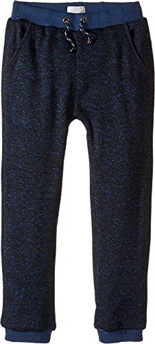 41b20738e3b7 Pumpkin Patch Kids Baby Boys Blue Knit Pants InfantToddlerLittle KidsBig  Kids Estate Blue Marle Pants
