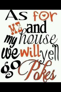 Go Pokes! Emily Schoenfeld Schoenfeld Schoenfeld Stoddard Furrow Olson - Go Pokes! Oklahoma State University, Oklahoma State Cowboys, Oklahoma City, Go Pokes, Pistol Pete, Alma Mater, College Life, A Team, Favorite Quotes