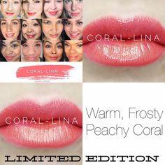 Cora-Lina Distributor ID: 356797 Maryloveslipstick@gmail.com