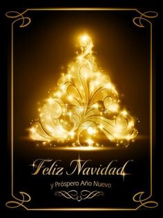Christmas card, tarjeta navide�