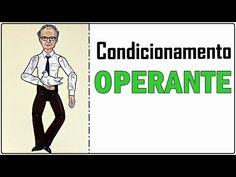 Skinner e o Condicionamento Operante | Psicologia Comportamental [Behaviorismo] - YouTube Memes, Youtube, Aba, Students, Operant Conditioning, Positive Reinforcement, Behance, Tips, Book