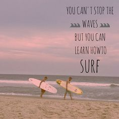 Quotes for Instagram - quote about surfing